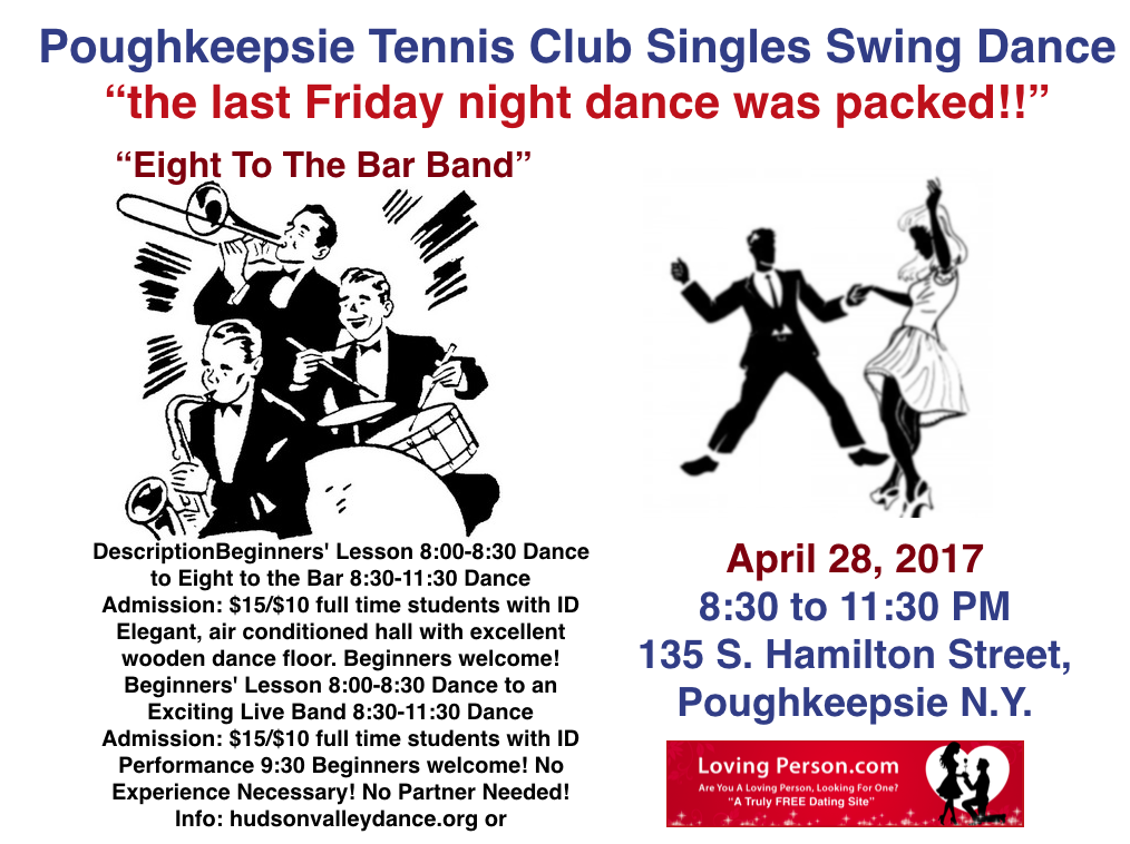 Swing Dance -4/28/17